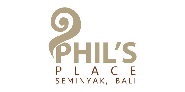 bali logo design : Phils Place : philsplace
