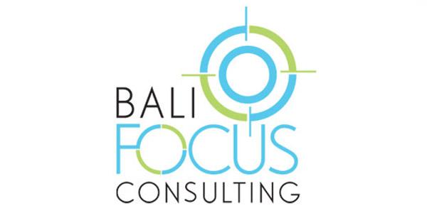bali focus consulting logo design : Bali web design : Bali Logo Design