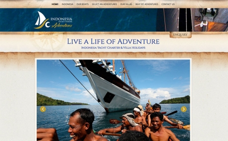 bali web design : Indonesia Yacht Adventures : indonesia-yacht-adventures